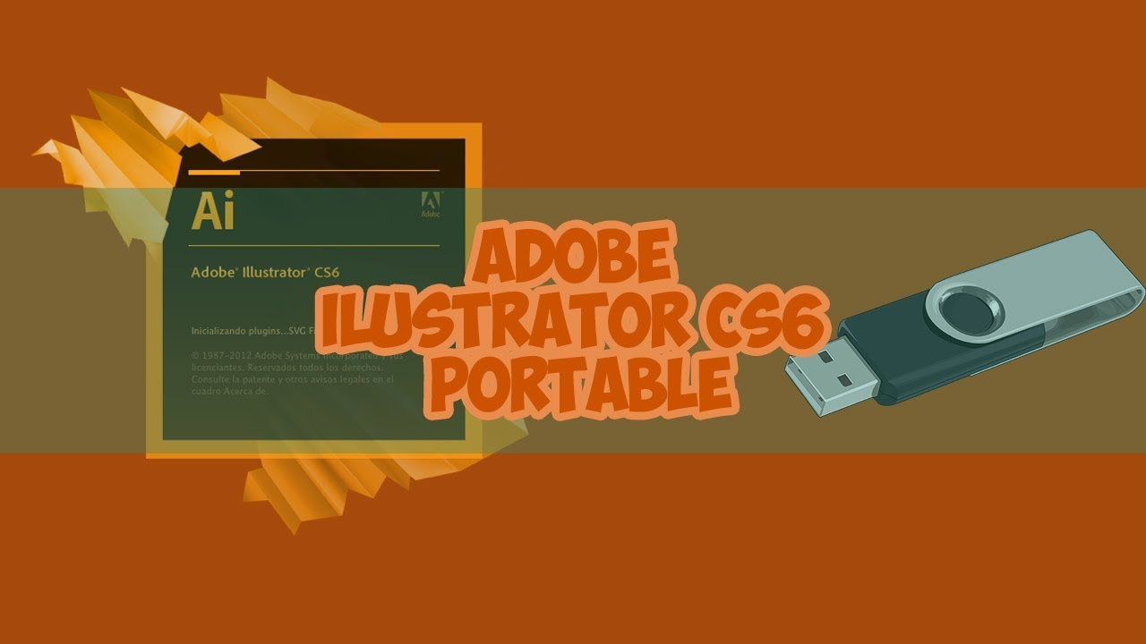 Como Descargar Adobe Illustrator Cs6 Portable 2018 Para Pc En Español Youtube