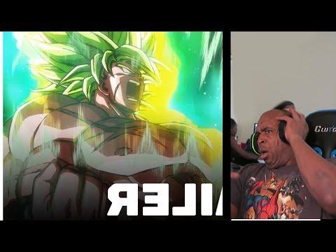 Dragon Ball Super: Broly Trailer #3 - (English Sub) REACTION!