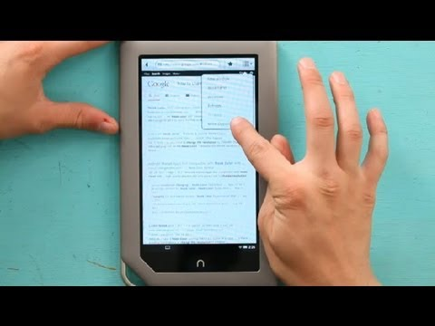 how to delete history on a nook color nook nook colors youtube