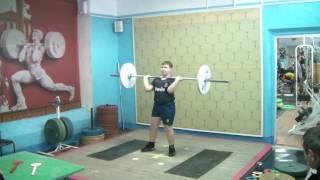 Бикмулин Илья, 11 лет св 70 Толчок 30 кг
