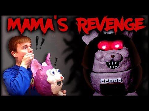 TATTLETAIL NIGHTMARE MAMA'S REVENGE!