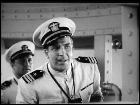 DON WINSLOW OF THE NAVY, 1942, chapter 1 of movie serial (pt. 2 of 3)