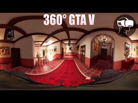 GTA V - 360° VR Video