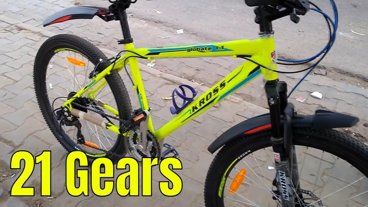 ba7863aa22f Kross Globate 1.1 | Cycle Review | Hindi | MTB Under 10000 | Hardtail  Mountain Bike