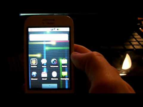 COMPLETE Android 2.1 Nexus One ROM for the G1!!! (Review)