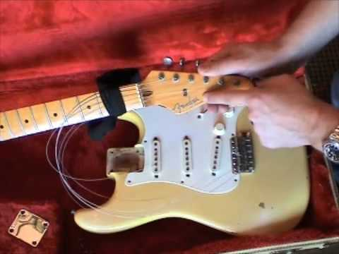 1982 Fender American Vintage '57 Reissue Stratocaster V000559 Video Tour