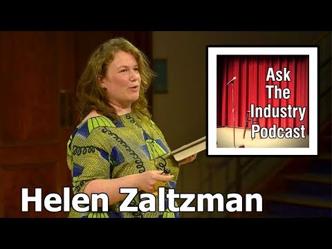 EP66   Helen Zaltzman - The history and future of podcasting.