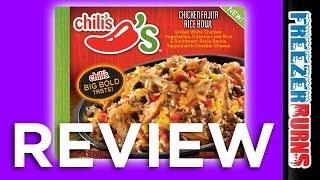 Chili's Chicken Fajita Rice Bowl Video Review: Freezerburns (ep673)