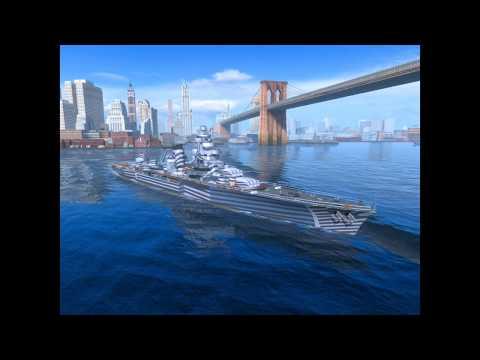 De Grasse MN Cruiser review World of Warships Blitz