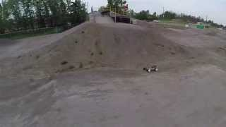 Losi 8ight 3.0 Gas buggy track test day 1.1