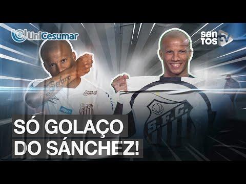 QUAL O MELHOR GOL DO #SÁNCHEZ? | TOP UNICESUMAR 01