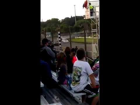Fiesta City Speedway Pure Stock Feature 7/5/15