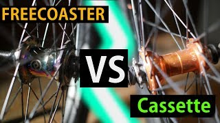 Casset VS Freecoaster Which Hub is Better!!/ Pros and Cons of Both Types of Hubs