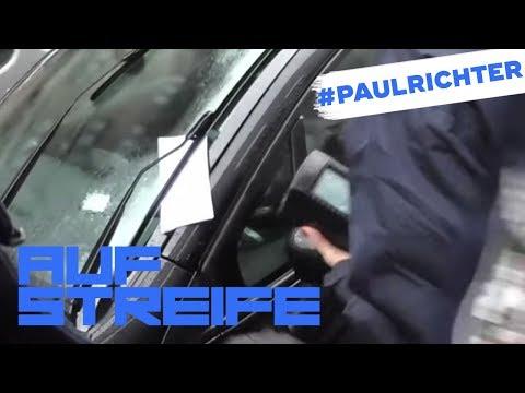 Knllchen trotz Parkticket: Irgendwas stimmt mit dem Automaten nicht! | #PaulRichterTag | SAT.1 TV