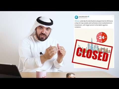 Why Does Dubai Have A 24 Hour Curfew?