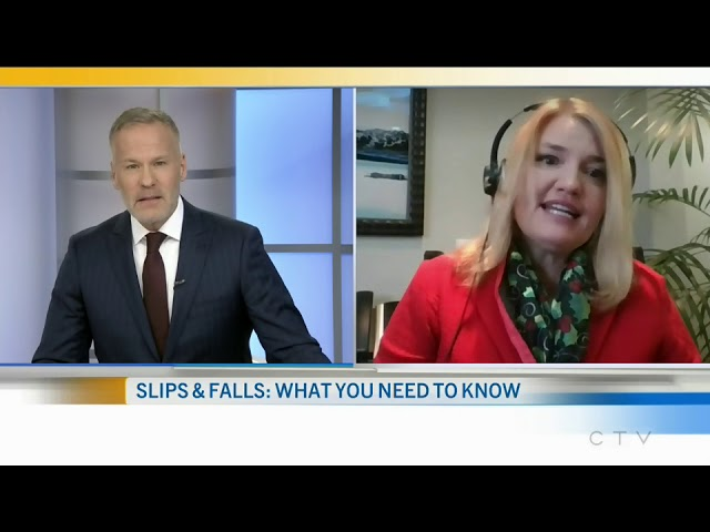 What You Need to Know About Winter Slip and Falls - Ottawa Personal Injury Lawyer