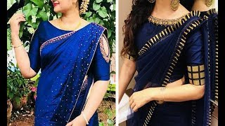Top 20 Most Trendy Blouse Designs For Girls | Blouse Designs For Farewell | Party Wear Blouse