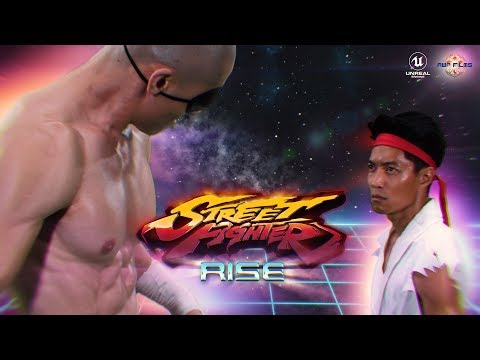 """""""Street Fighter: Rise"""" (Clash of World Warriors)"""