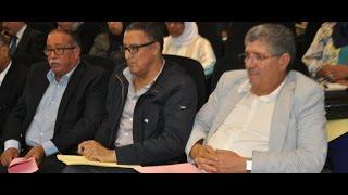 أشغال إنتخاب رئيس مجلس جهة مراكش أسفي الجديد
