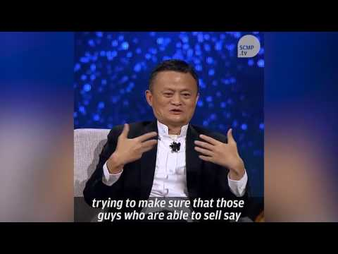 Jack Ma's hiring tip: 'If you think he will be your boss in five years, hire him'