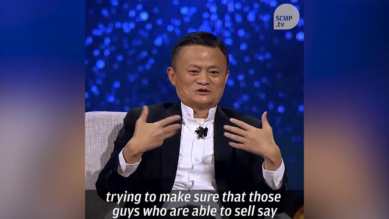 Jack Ma S Hiring Tip If You Think He Will Be Your Boss In Five
