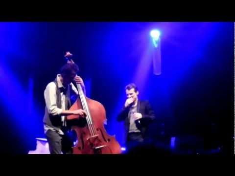 Chanson animale - Benabar tournée 2013 (Toulouse)