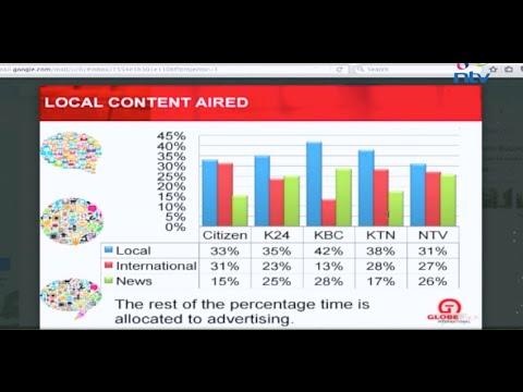Press Pass: Kenya's programing code