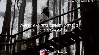 Puisi Mengikhlaskanmu - Tinta _Kelam id