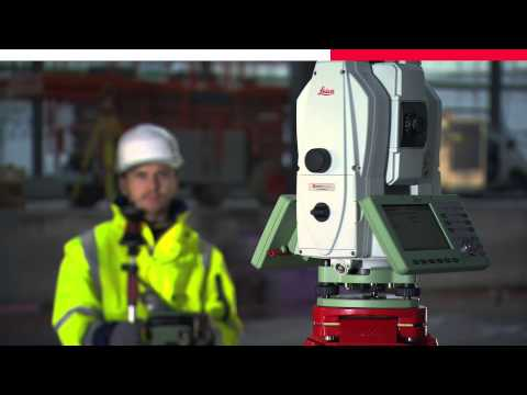 Leica Captivate - Self Learning Total Stations