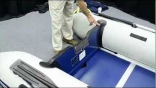 Zodiac Boats of North America - Bombard Typhoon 360 Solid Instructional Video