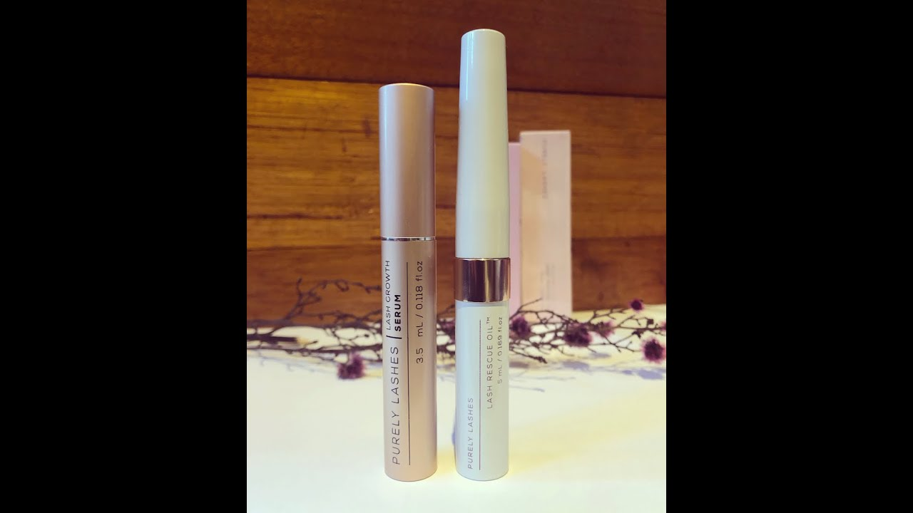 Purely Lashes Growth Lash Products