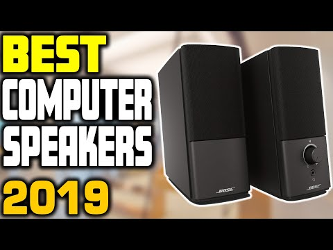 5-best-computer-speaker-in-2019