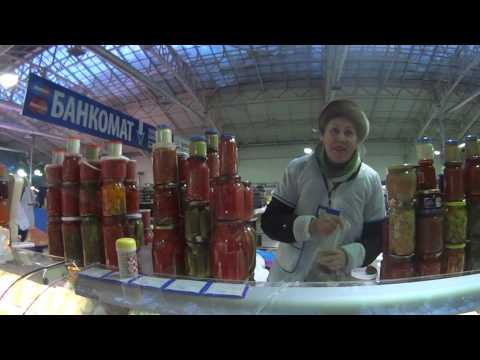 Vlog бандитов-инвалидов | Губернский рынок. Самара | Цены на продукты в Самаре | Февраль 2017