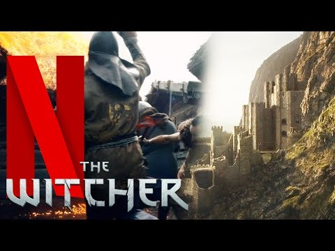 Netflix The Witcher - First Video Footage LEAKED But Something Doesn't Seem Right...(Proved as Fake) thumbnail