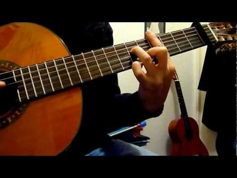 It's Your Love - guitar cover (Hillsong)