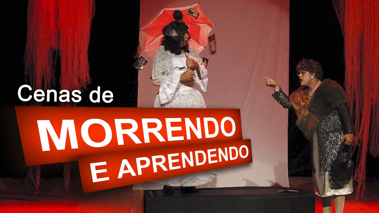 MORRENDO E APRENDENDO (trechos)