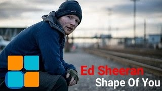 Ed Sheeran - Shape Of You | Unipad Cover Mp3