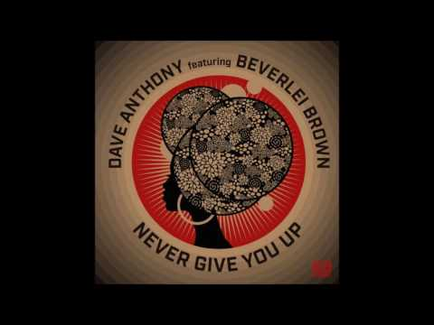 Dave Anthony feat.Beverlei Brown - Never Give You Up (In Deep Mix)