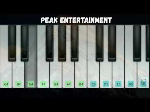 Badri Ki Dulhaniya-Piano Tutorial