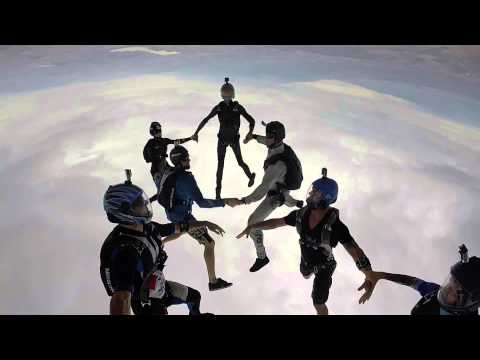 Skydiving with iMovie Sound Effects Added