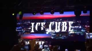 Ice Cube Introduction - El Paso, TX