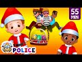 The Spirit of Christmas | Santa Claus Is Coming To Town | Christmas Songs For Children by ChuChu TV