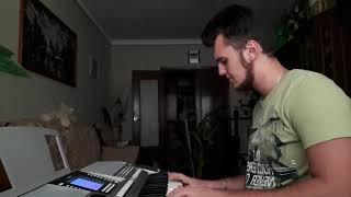 Элджей & Feduk - Розовое вино ( Piano Cover )