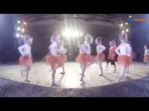 """Отчетный концерт Студии танца """"VI-Dance"""""""