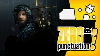 Death Stranding (Zero Punctuation) (Video Game Video Review)