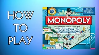 How To Play Mega Monopoly (2010)