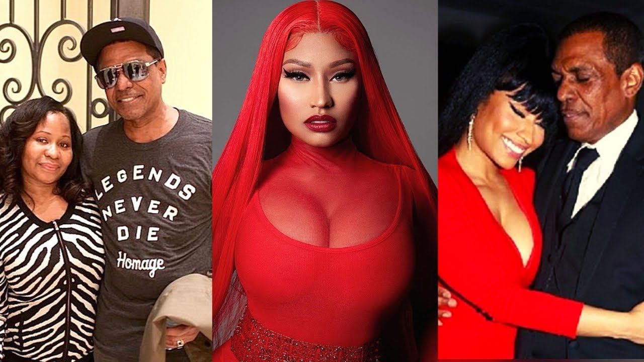 Prayers:  Nicki Minaj's Father Killed In Hit and Run Accident  [VIDEO]