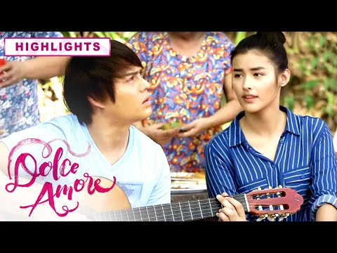 "Dolce Amore: Tenten Sings ""Suso"" Poem"