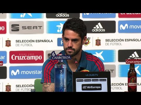 World Cup: New Spain coach 'knows what he's doing' says Isco