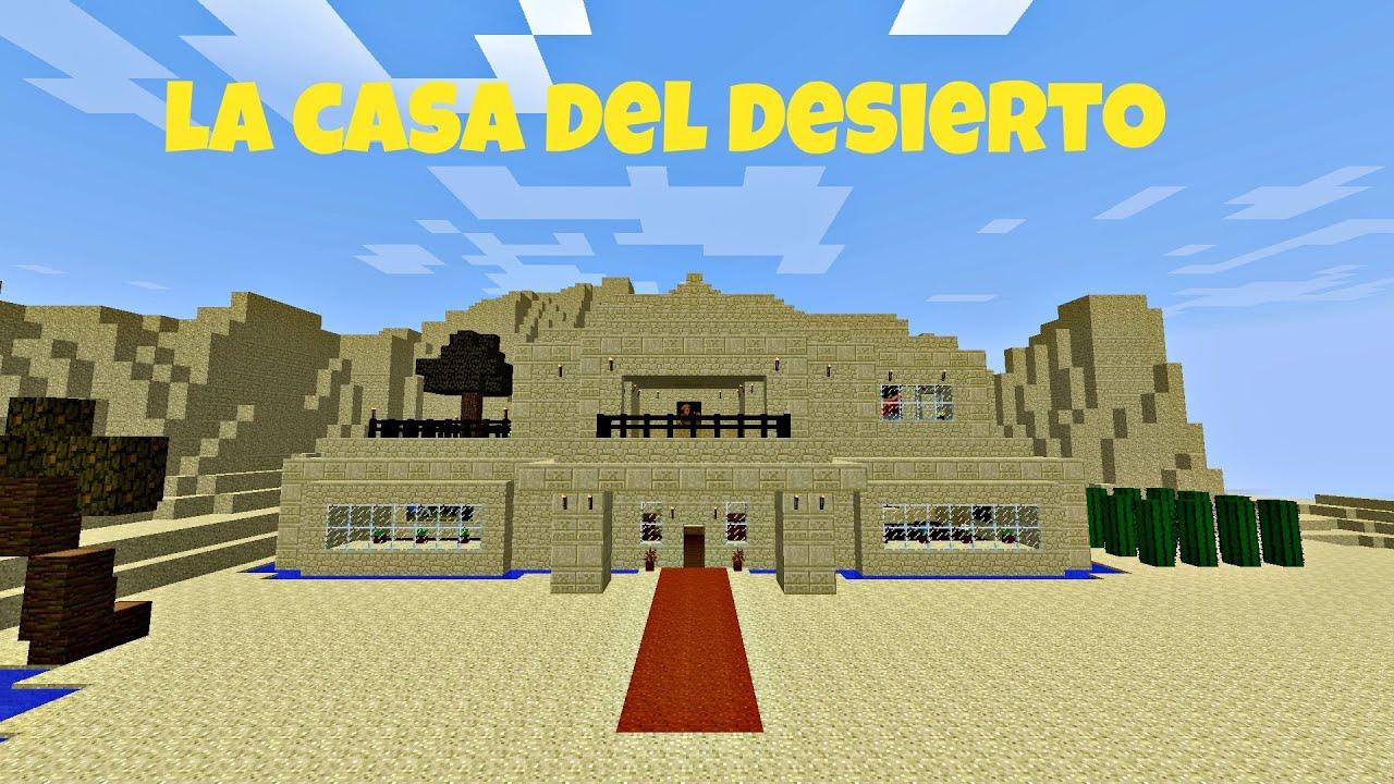 La casa del desierto descarga minecraft mapa 1 7 9 - Casas del desierto ...